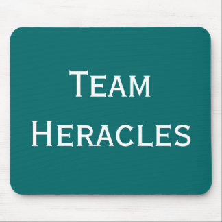 Team Heracles Mouse Mat