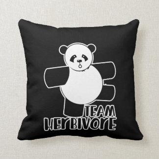 Team herbivore cushions