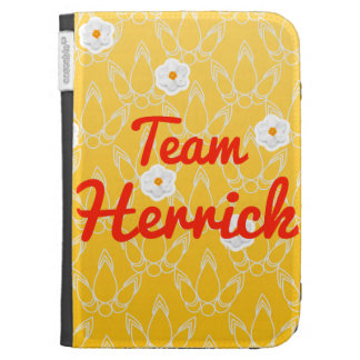 Team Herrick Kindle Folio Case