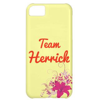 Team Herrick iPhone 5C Cases