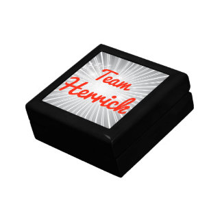 Team Herrick Gift Boxes