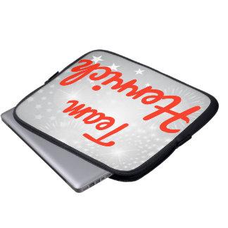 Team Herrick Laptop Computer Sleeve