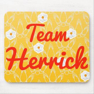 Team Herrick Mouse Pads
