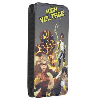 Team High Voltage Smartphone Pouch