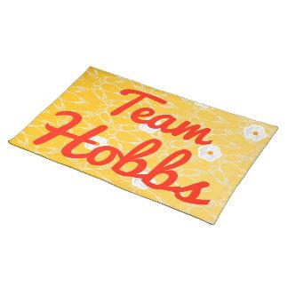 Team Hobbs Place Mat