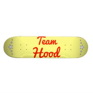 Team Hood Skateboard Deck