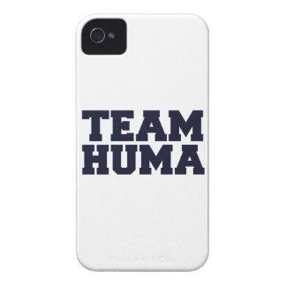 TEAM HUMA.png iPhone 4 Case-Mate Case