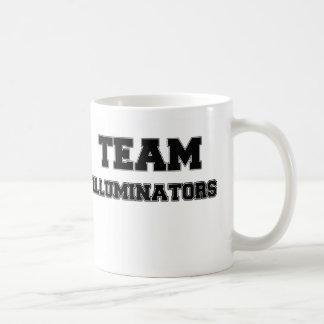 Team Illuminators Coffee Mugs
