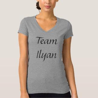 Team Ilyan tee