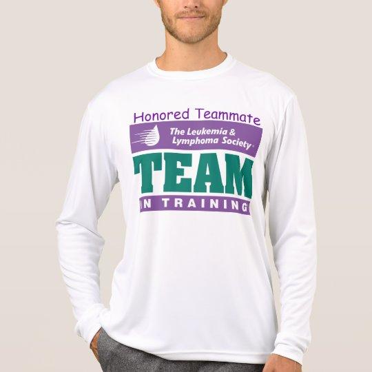 Team in Training Honoured Teammate T-Shirt