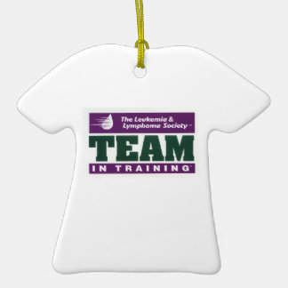 Team in Training Rock 'n Roll Seattle Ornament
