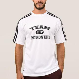 Team Introvert: ISTP T-shirt