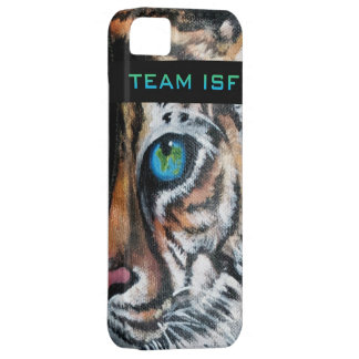 Team ISF Tiger iPhone 5 Case