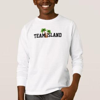Team Island Sleeve T-Shirt