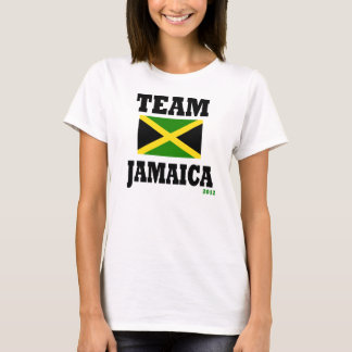 TEAM JAMAICA 2012 T-Shirt