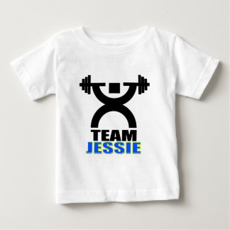 Team Jessie Baby T-Shirt