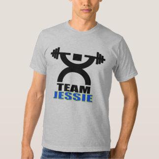 Team Jessie Tshirts