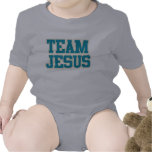 Team Jesus Bodysuits