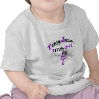 Team Jesus Christian Titus 211 Shirt