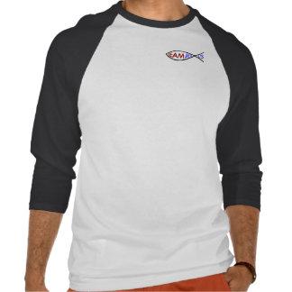 TEAM JESUS - Ichthys Tshirt