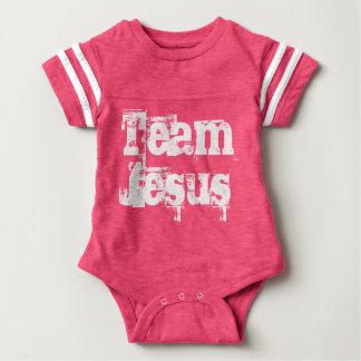 Team Jesus Onsie Baby Bodysuit