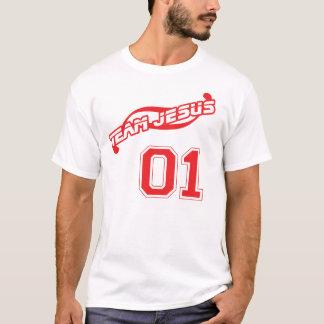 Team Jesus red Unisex Shirt (more styles)