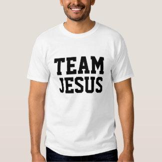 Team Jesus Tshirts