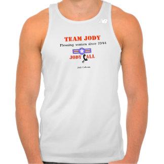 Team Jody. Pleasing women..... (red fonts) Tee Shirts