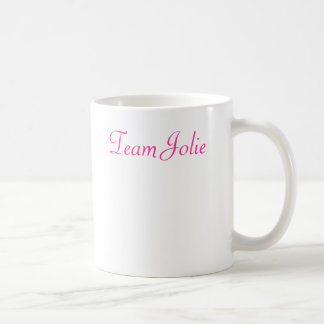 Team Jolie Coffee Mug