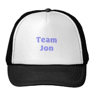 Team Jon Trucker Hat