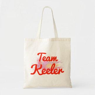 Team Keeler Bags