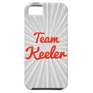 Team Keeler iPhone 5 Covers