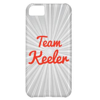Team Keeler iPhone 5C Cases