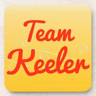 Team Keeler Coaster