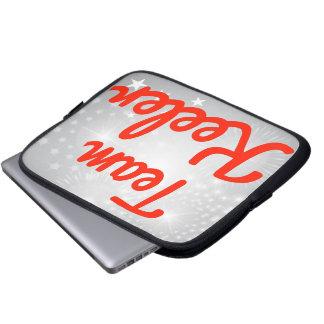 Team Keeler Laptop Sleeve