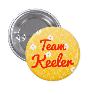 Team Keeler Pin