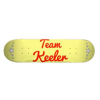 Team Keeler Skateboards