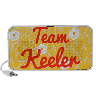 Team Keeler Speaker
