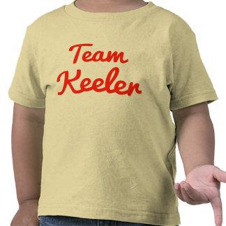 Team Keeler Tshirts