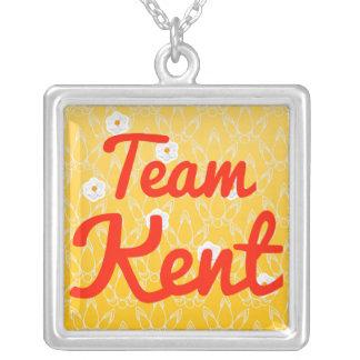 Team Kent Custom Necklace