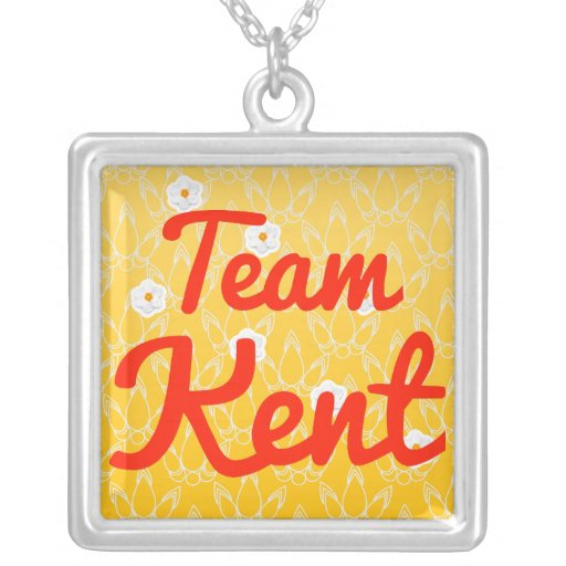 Team Kent Custom Necklace