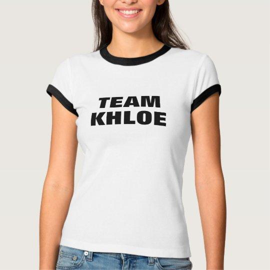 Team Khloe T-Shirt