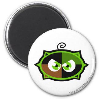 Team Kiko Lake Logo 6 Cm Round Magnet