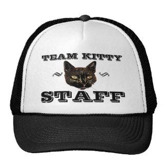 Team Kitty STAFF Cap