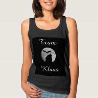 Team Klaus, Vampire Bat and Wolf Shirt