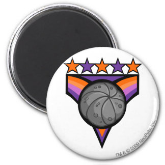 Team Kreludor Logo 6 Cm Round Magnet