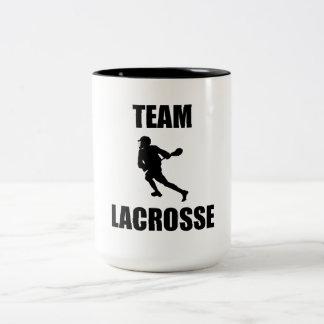 Team Lacrosse Mug