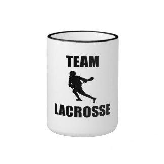 Team Lacrosse Coffee Mugs
