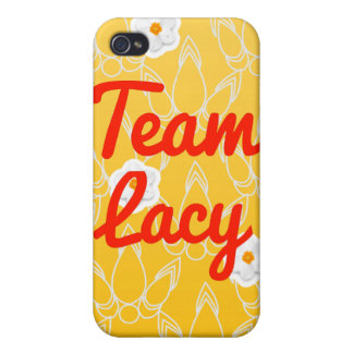 Team Lacy Case For iPhone 4