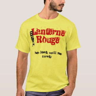 Team Lanterne Rouge T-Shirt